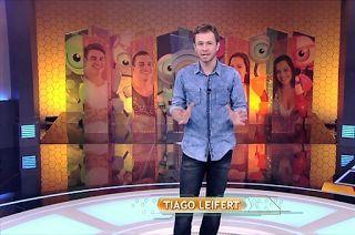 "TV Independente by Elena Corrêa: ""Big Brother Brasil 17"": Tiago Leifert mostra segu..."