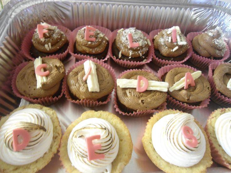 Cupcakes Mini Tres Leches $19.635