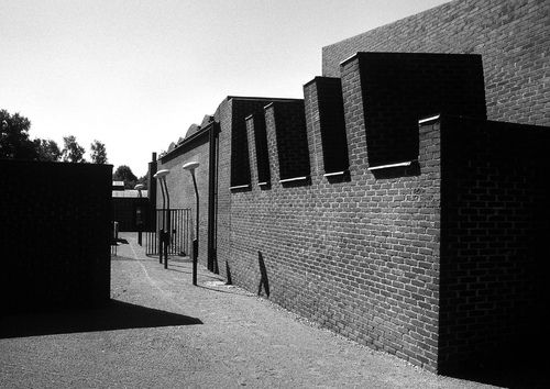 Sigurd Lewerentz - St. Petri, Klippan, 1966