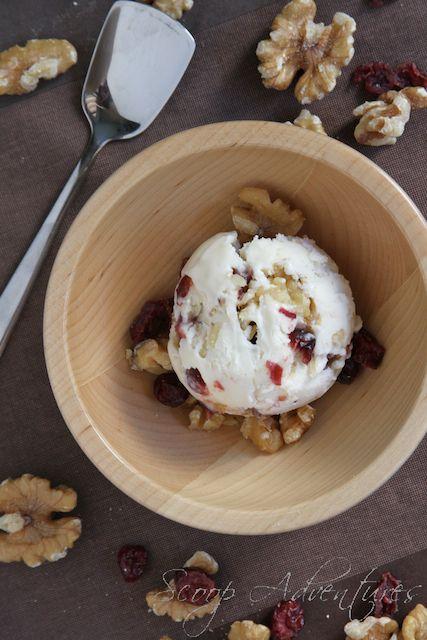 Cranberry Walnut IceCreamFall Ice, Ice Cream Recipes, Sweets Treats, Scoop Adventure, Fall Inspiration Ice, Cream Flavored, Walnut Icecream, Health Foods, Cranberries Walnut