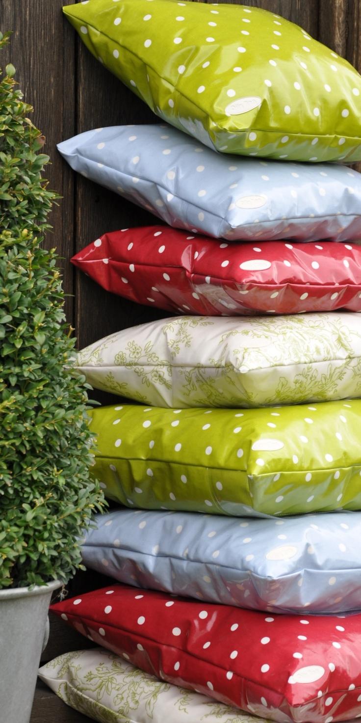 waterproof cushions