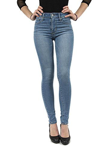 Femme Bleu R8wurq0s Levis High 2732 2018 Jeans Skinny Rise In 721 n8kP0OwX