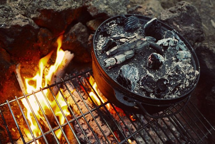 There is a campfire chef in all of us - http://3000acrekitchen.com/campfire-chef
