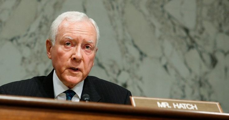 """""""Bullcrap!"""" That's the epithet Orrin Hatch threw at his fellow senator, Sherrod Brown, during a meeting of the Senate Finance Committee."""
