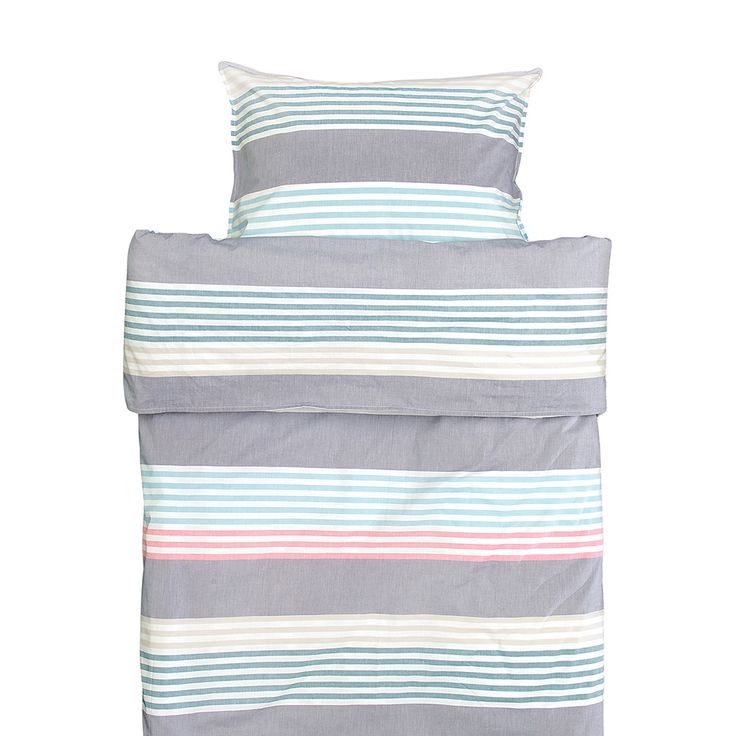 Utö Duvet Cover, Double, Multicolored, Himla