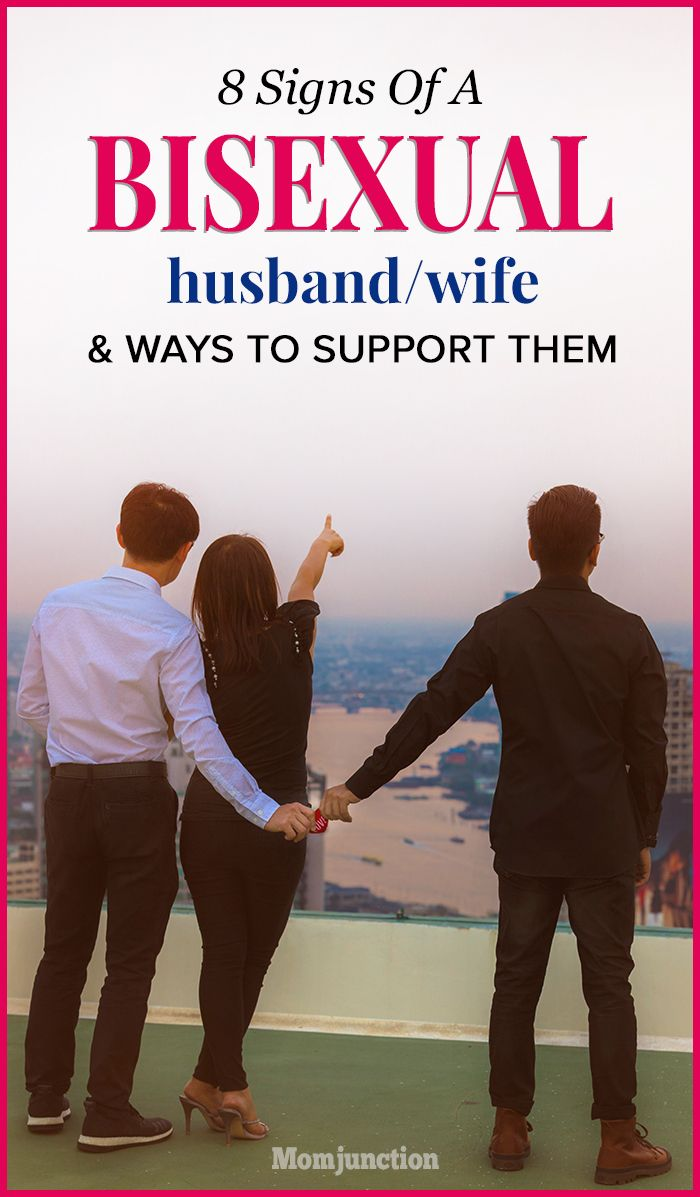 Advice for wives with bisexual husbands