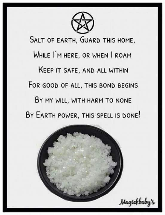 Salt spell                                                                                                                                                                                 More