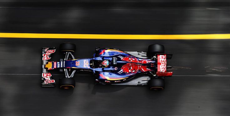 "Max Verstappen was ""the"" driver of the Monaco GP! With his brilliant overtaking, but also with the crash with Grosjean.. #F1 #Monaco #MonacoGP #Verstappen #ToroRosso"