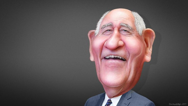https://flic.kr/p/RDdLSb | Sonny Perdue - Caricature | George Ervin Perdue III, aka Sonny Perdue, was the the 81st Governor of Georgia. Perdue is Donald Trump's  Secretary of Agriculture.  This caricature of Sonny Perdue was adapted from a photo in the public domain from the US Senate.