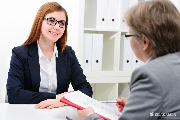 Eilakaisla blogi - 6 yleisintä työhaastattelukysymystä, joihin kannattaa valmistautua. #työhaastattelu #rekrytointi