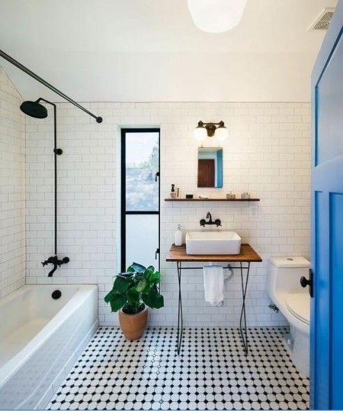 keramische mozaïek, mozaïek, wit, op net, badkamer, docuhe, matte tegel