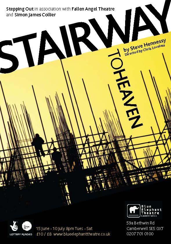 Stairway to Heaven, Blue Elephant Theatre, London