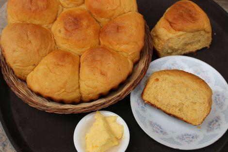 Brood van zoete aardappel|Culinair| Telegraaf.nl