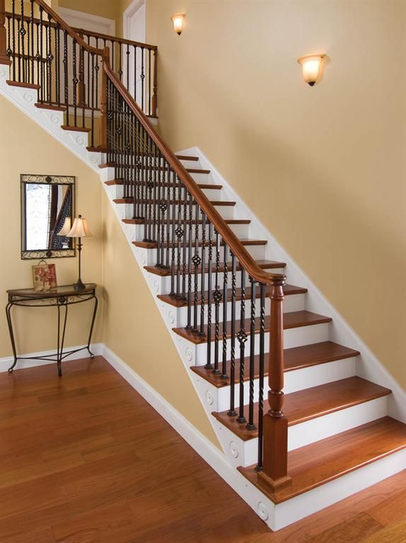 Best 27 Best Stairs In Residential Homes Images On Pinterest 640 x 480