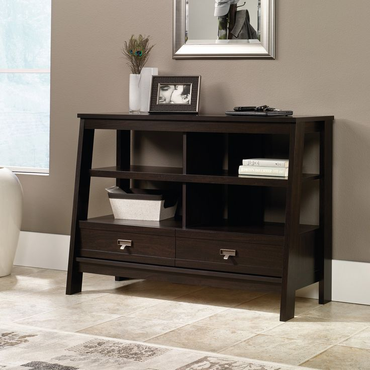 Sauder Select Anywhere Console/TV Stand | from hayneedle.com