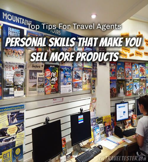 Travel Agent Skills. Could be very useful since I'm two steps away from being one..