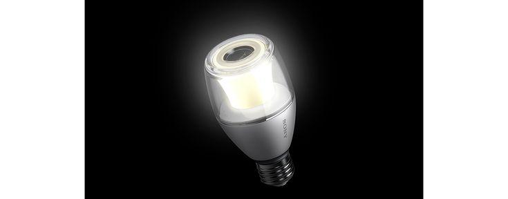 LSPX-100E26J 特長 : LED電球   アクティブスピーカー   ソニー