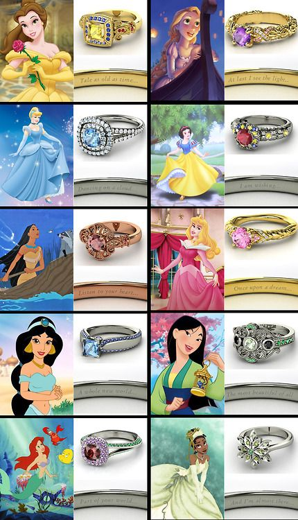 More!! I have to have a Disney wedding haha