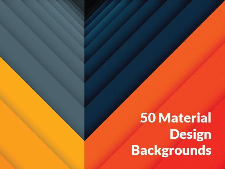 Set Of 50 Material Design Backgrounds