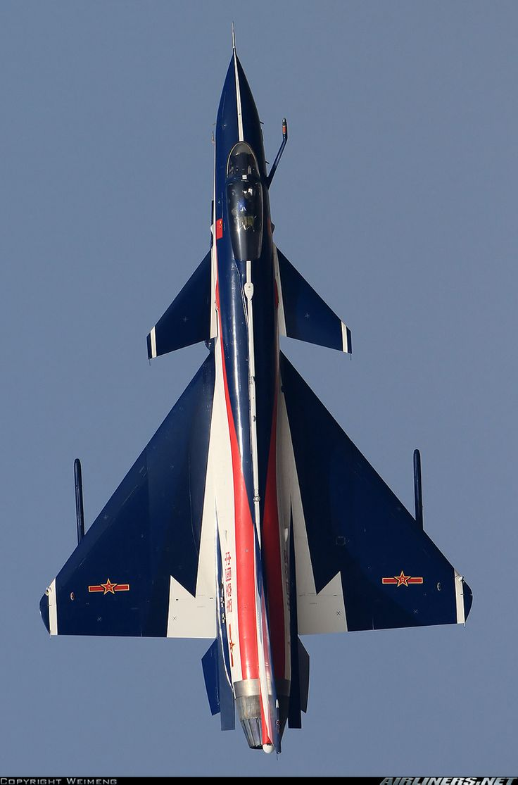 Chengdu J-10 Proof that China can't make a original airframe for themselves. This is a rip off of SAAB or Dassault.