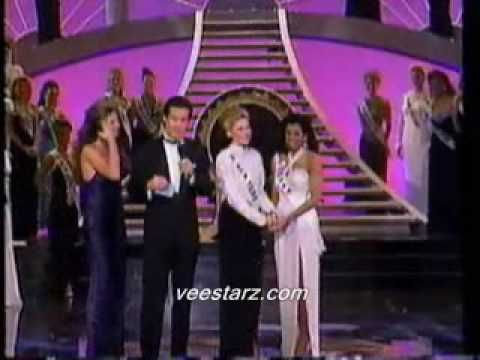 Road to Miss Universe 1995 - Chelsi Smith