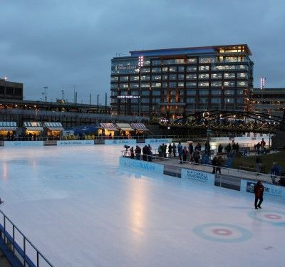 """5 New Things You Can Do At The Canalside Ice Rink"" by Erica Brotz Canalside 