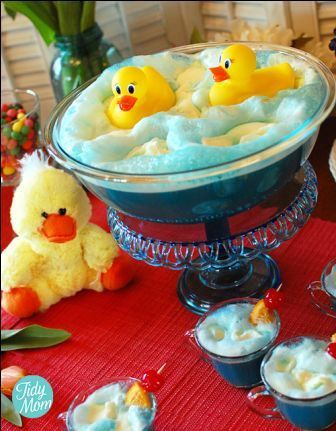 Rubber Ducky Baby Shower Ideas · Edible Crafts | CraftGossip.com