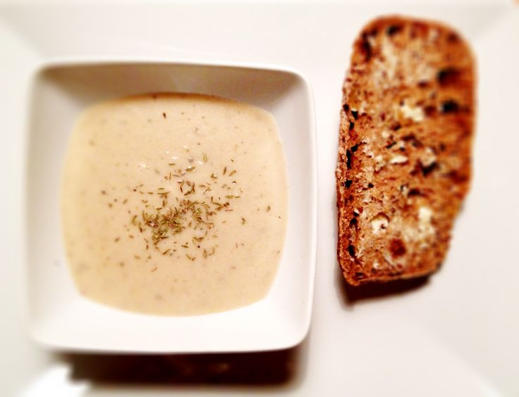 Soppa på jordärtskocka