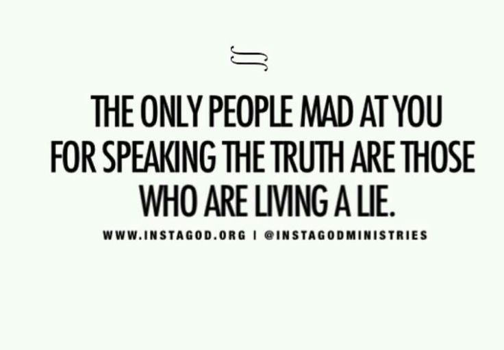 Are you living a lie? | Words of wisdom, Quotations, Words