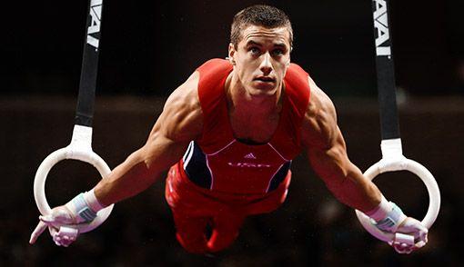Reno's Jacob Dalton: Team USA 2012 Olympic gymnast - way to represent, Hot Stuff!