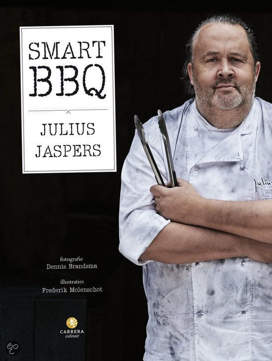 Met Alles op de BBQ laat topchef Julius Jaspers zien hoe gevarieerd en lekker barbecueën kan zijn. #barbecue #BBQ #smartbbq