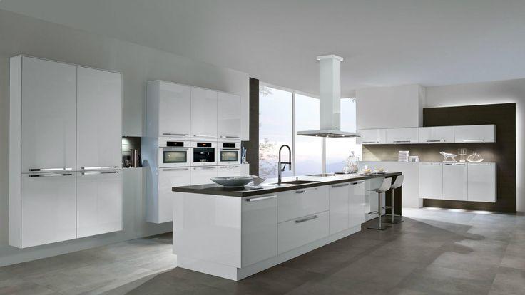 dizajnová kuchyňa Haecker