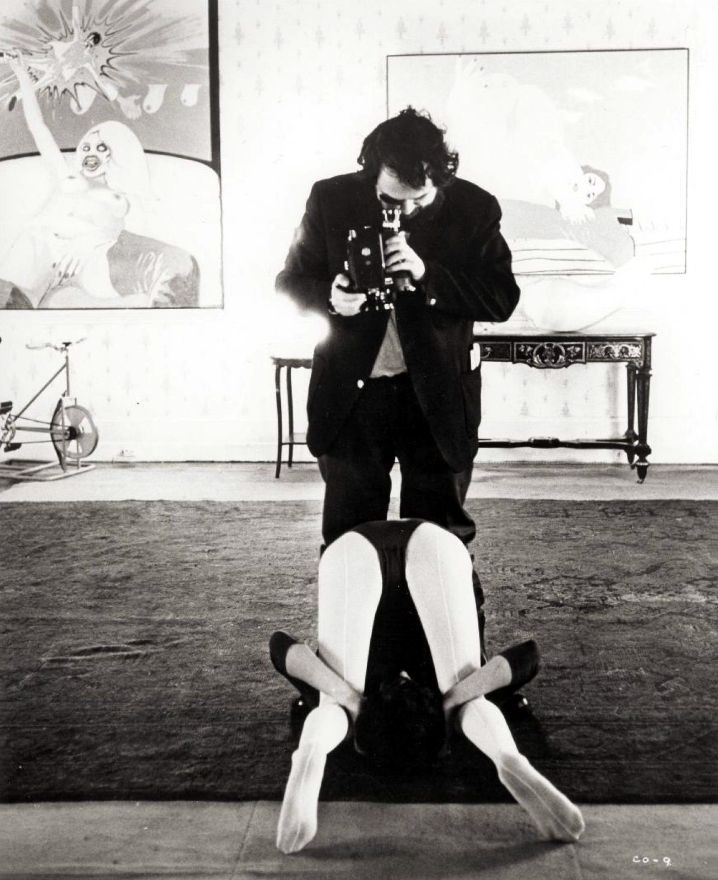 Stanley Kubrick, Orange mécanique, 1971.