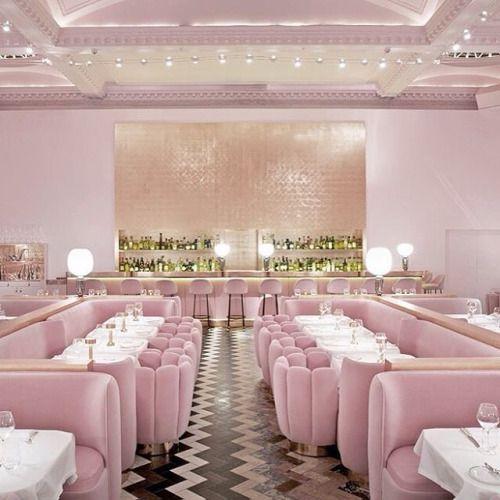 Sketch Restaurant, Mayfair, London  |  pinterest: @Blancazh