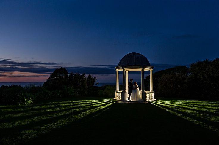 Tregenna Castle Wedding Photographer, The Pavillion on the lawn at Tregenna Castle