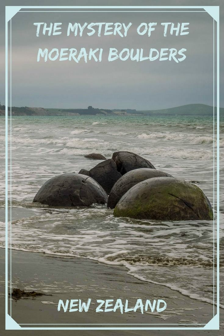 The Mystery of the Moeraki Boulders on the South Island of New Zealand. Read the article to discover a Maori legend, alien theory, and a scientific explanation for these huge perfectly round rocks. via @Rhondaalbom
