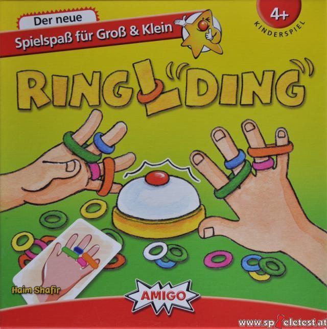 Spel: Ring L 'ding'