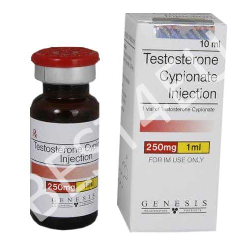 Buy Testosterone Cypionate 250mg/10ml GENESIS