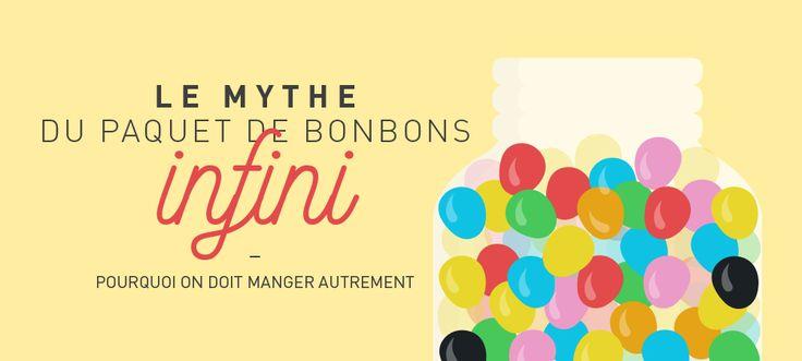 Le mythe du paquet de bonbons infini