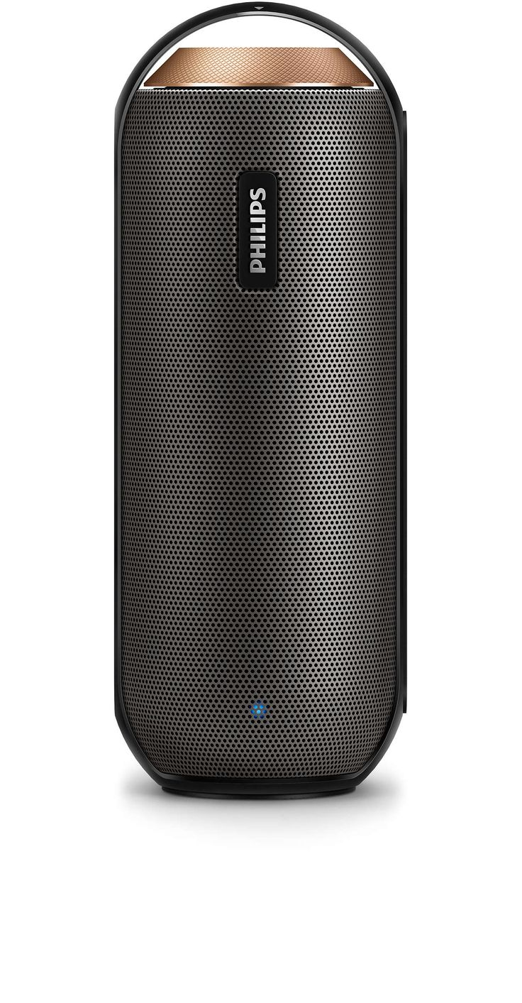 Philips BT6000W/37 Splash-proof Wireless Portable Speaker