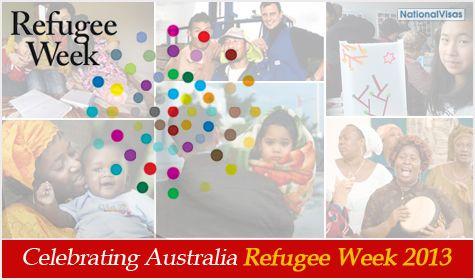 Enlightening videos from Australian Refugee Week #AustraliaRefugeeWeek2013