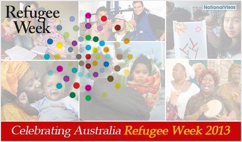 Enlightening videos from Australian Refugee Week #AustraliaRefugeeWeek2013