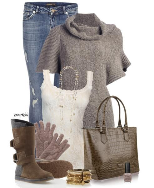 Toms Shoes >> Zero Degrees Winter Outfit Bmodish.com | Winter, Clothes and Winter outfits 2014