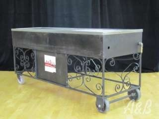 6' Propane BBQ - check out our board for full table idea!!