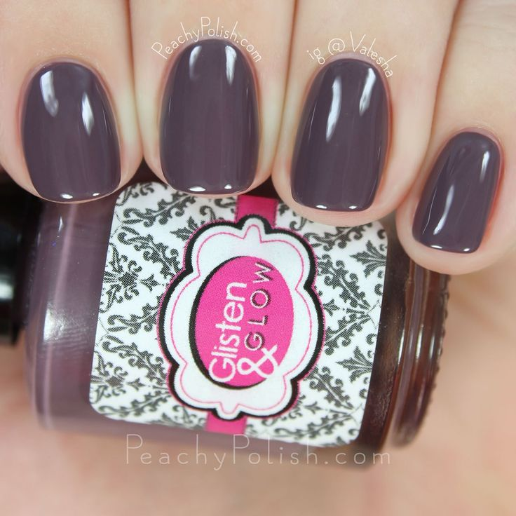 Purple Taupe Nail Polish: 1463 Best Images About Nail Polish Swatches On Pinterest