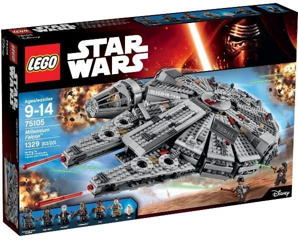 For the Dad's who love Star Wars and Lego!