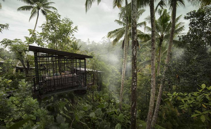 For its first international venture, the Japanese resort group Hoshinoya could not have picked a more idyllic spot in Bali's Ubud quarter. Framed by a palimpsest of thousand-year old temple canals and the Pakerisan River valley, architect Rie Azuma has...