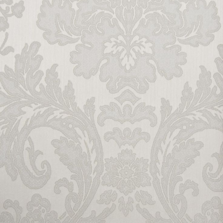 Tapet textil gri floral 072425 Sentiant Pure Kolizz Art