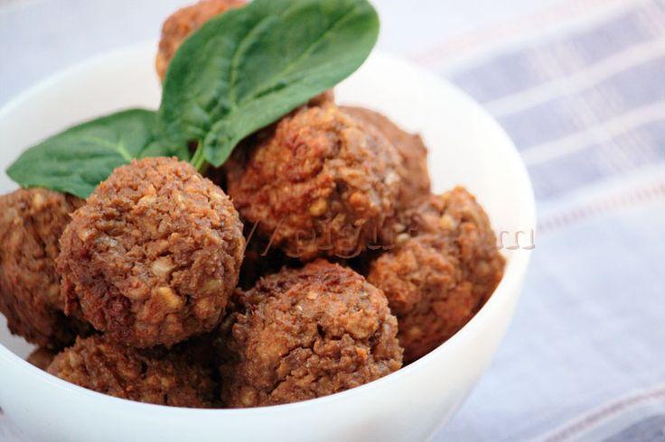 Boulettes végétales : ma recette préférée à congeler pour toujours avoir du stock!