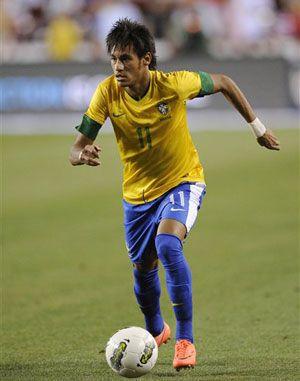 Lionel Messi, Cristiano Ronaldo, Andres Iniesta are world's best: Neymar